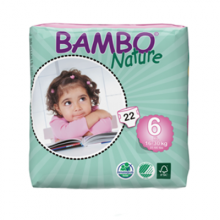 Bambo Nature 6 XL (16-30 kg)