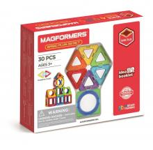 Magformers Basic Plus 30 dele