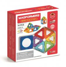 Magformers Basic Plus 14 dele