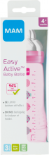 MAM Easy Active Baby sutteflaske, 330 ml, pink