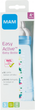 MAM Easy Active Baby sutteflaske 330 ml , blå