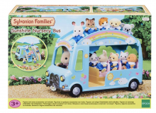 "Sylvanian Families - Baby bussen ""Solskin"""